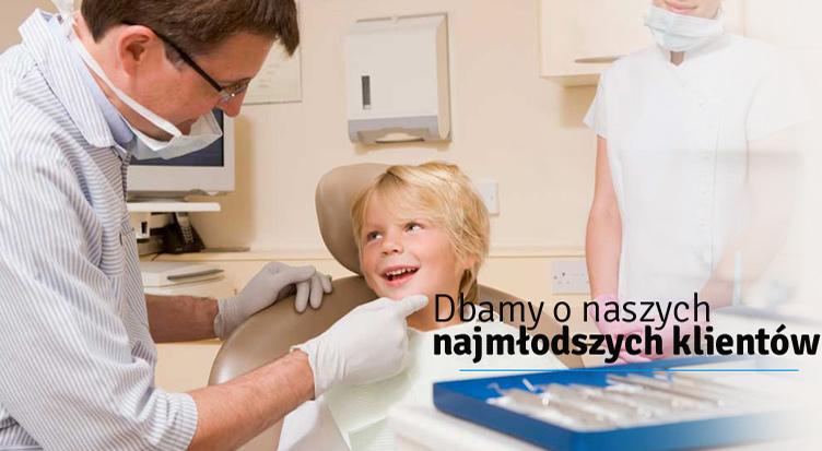 Dbamy o naszych najmłodszych pacjentów